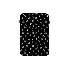 Witchcraft Symbols  Apple Ipad Mini Protective Soft Cases by Valentinaart