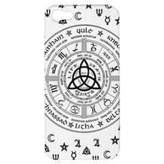 Witchcraft Symbols  Apple Iphone 5 Hardshell Case by Valentinaart