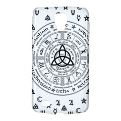 Witchcraft Symbols  Galaxy S4 Active by Valentinaart