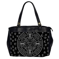 Witchcraft Symbols  Office Handbags (2 Sides)  by Valentinaart