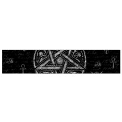 Witchcraft Symbols  Flano Scarf (small) by Valentinaart