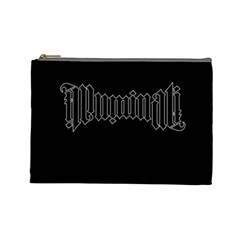 Illuminati Cosmetic Bag (large)  by Valentinaart