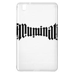Illuminati Samsung Galaxy Tab Pro 8 4 Hardshell Case by Valentinaart