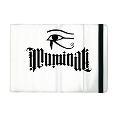 Illuminati Apple Ipad Mini Flip Case by Valentinaart