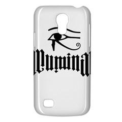 Illuminati Galaxy S4 Mini by Valentinaart