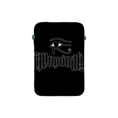 Illuminati Apple Ipad Mini Protective Soft Cases by Valentinaart