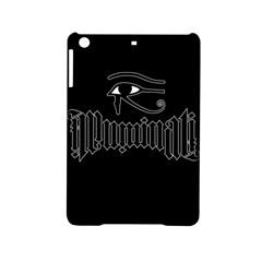 Illuminati Ipad Mini 2 Hardshell Cases by Valentinaart
