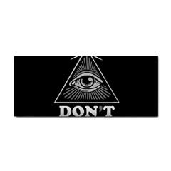Illuminati Cosmetic Storage Cases by Valentinaart