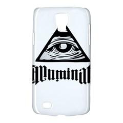 Illuminati Galaxy S4 Active by Valentinaart