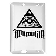 Illuminati Amazon Kindle Fire Hd (2013) Hardshell Case by Valentinaart
