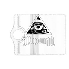 Illuminati Kindle Fire Hd (2013) Flip 360 Case by Valentinaart