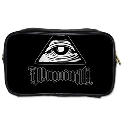 Illuminati Toiletries Bags 2 Side by Valentinaart