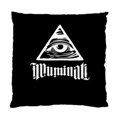 Illuminati Standard Cushion Case (one Side) by Valentinaart