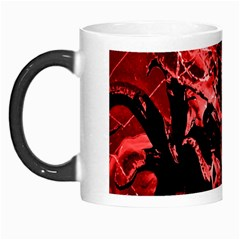 Scary Background Morph Mugs by dflcprints