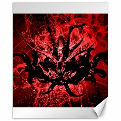 Scary Background Canvas 16  X 20   by dflcprints