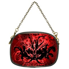 Scary Background Chain Purses (one Side)  by dflcprints
