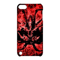 Scary Background Apple Ipod Touch 5 Hardshell Case With Stand by dflcprints