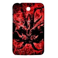 Scary Background Samsung Galaxy Tab 3 (7 ) P3200 Hardshell Case  by dflcprints