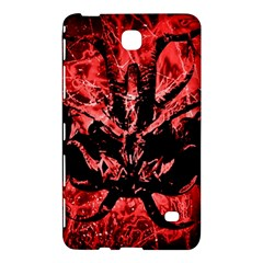 Scary Background Samsung Galaxy Tab 4 (8 ) Hardshell Case  by dflcprints