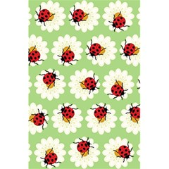 Ladybugs Pattern 5 5  X 8 5  Notebooks by linceazul