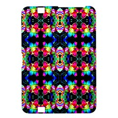 Colorful Bright Seamless Flower Pattern Kindle Fire HD 8.9  by Costasonlineshop