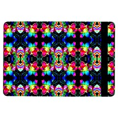 Colorful Bright Seamless Flower Pattern Ipad Air Flip by Costasonlineshop