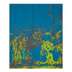 Colors Shower Curtain 60  X 72  (medium)  by Valentinaart