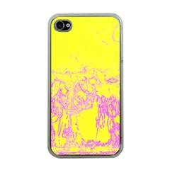 Colors Apple Iphone 4 Case (clear) by Valentinaart