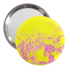 Colors 3  Handbag Mirrors by Valentinaart