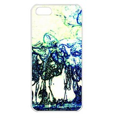 Colors Apple Iphone 5 Seamless Case (white) by Valentinaart