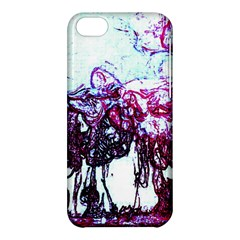 Colors Apple Iphone 5c Hardshell Case by Valentinaart