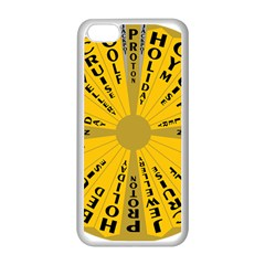 Wheel Of Fortune Australia Episode Bonus Game Apple Iphone 5c Seamless Case (white) by Mariart
