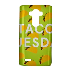 Bread Taco Tuesday Lg G4 Hardshell Case by Mariart