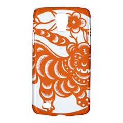 Chinese Zodiac Signs Tiger Star Orangehoroscope Galaxy S4 Active by Mariart
