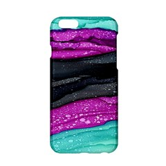 Green Pink Purple Black Stone Apple Iphone 6/6s Hardshell Case by Mariart