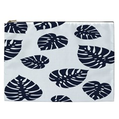 Leaf Summer Tech Cosmetic Bag (xxl)  by Mariart