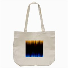 Light Orange Blue Tote Bag (cream) by Mariart