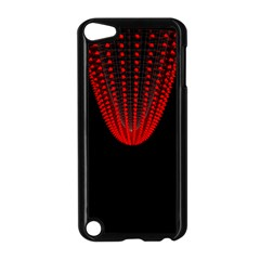 Normal Field Of An Elliptic Paraboloid Red Apple Ipod Touch 5 Case (black) by Mariart