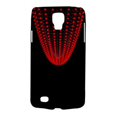 Normal Field Of An Elliptic Paraboloid Red Galaxy S4 Active by Mariart