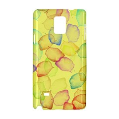 Watercolors On A Yellow Background          Apple Iphone 6 Plus/6s Plus Leather Folio Case by LalyLauraFLM