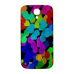 Colorful strokes on a black background         Samsung Note 2 N7100 Hardshell Back Case by LalyLauraFLM