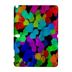 Colorful Strokes On A Black Background         Htc Desire 601 Hardshell Case by LalyLauraFLM