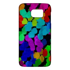 Colorful Strokes On A Black Background         Htc One M9 Hardshell Case by LalyLauraFLM