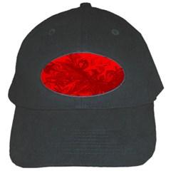Colors Black Cap by Valentinaart
