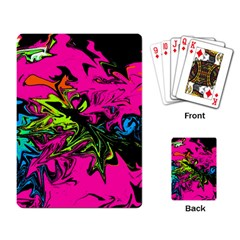 Colors Playing Card by Valentinaart