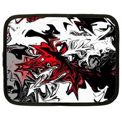 Colors Netbook Case (large) by Valentinaart