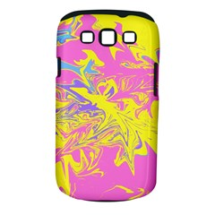 Colors Samsung Galaxy S Iii Classic Hardshell Case (pc+silicone) by Valentinaart