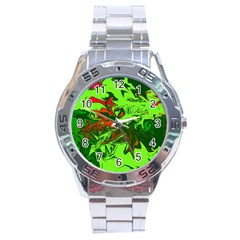 Colors Stainless Steel Analogue Watch by Valentinaart