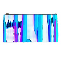 Blue Watercolors         Pencil Case by LalyLauraFLM