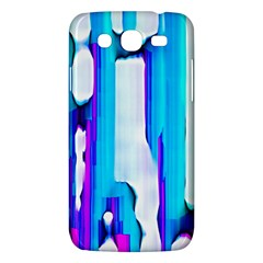 Blue watercolors         Samsung Galaxy Duos I8262 Hardshell Case by LalyLauraFLM